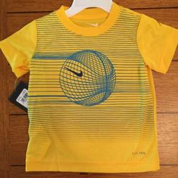 Nike T-Shirt For Boys Size 4 *