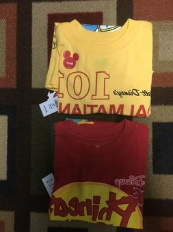 DISNEY T Shirts for Boys  Size M7/8