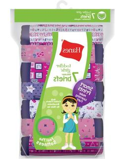 Hanes Tagless® Toddler Girls Days of the Week Pre-Shrunk Co