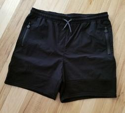 HUNTER For Target Boys' Performance Sweat Shorts Black Size