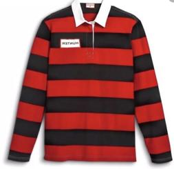 Hunter For Target Boys Striped Polo Rugby Shirt Long Sleeve