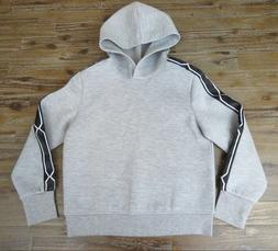 HUNTER for Target Gray Black Chain Trim Hoodie Boys Size S S