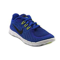Toddler Boy's Nike 'Free 5.0' Athletic Shoe, Size 12 M - Blu