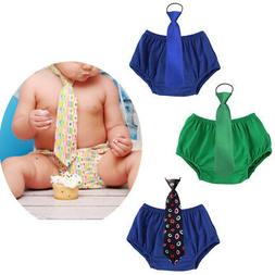 Toddler Baby Boys Necktie Bottoms Pants Outfits Clothes for