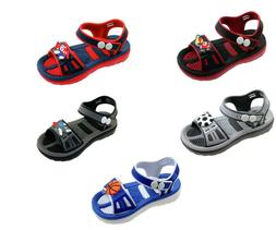 Toddler Boy Sandal, Lightweight Slip-On for Beach and Water,