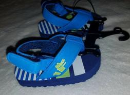 Toddlers Beach Sandals for Boys-Size 3-NWT-So Cute!