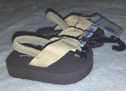 Toddlers Beach Sandals for Boys-Size 4-NWT-So Cute!