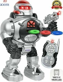 Toy For Boys Robot Kids Toddler Robot 3 4 5 6 7 8 9 Year Old