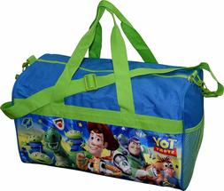 Disney Toy Story Boys Duffel bag Sleep Over Night Travel car