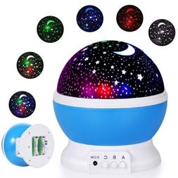 TOYS FOR BOYS 2 10 Year Old Kids LED Night Light Star Conste