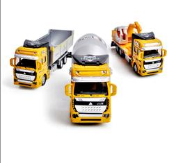 Toys for Boys Alloy Excavator Construction Engineering Truck