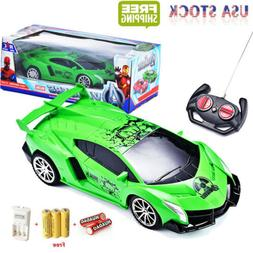 Toys for Boys Electric Truck RC Car 2 3 4 5 6 7 8 9 10 Years