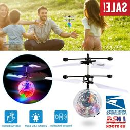 Toys for Boys Flying Ball LED 3 4 5 6 7 8 9 10 11Year Old Ag