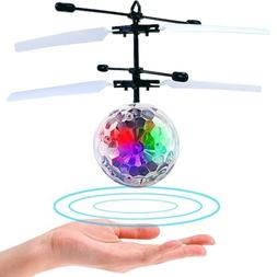 Toys for Boys Flying Ball LED 5 6 7 8 9 10 11 Year Old Age B
