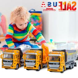 toys for boys kids truck car excavator