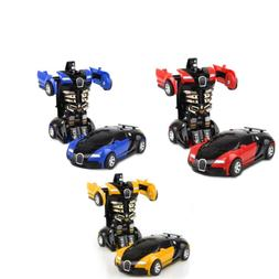 Toys For Boys Robot Car Kids Toddler Robot 3 4 5 6 7 8 9 Yea