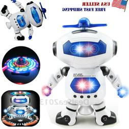Toys For Boys Robot Kids Toddler Robot Dancing Musical Toy B