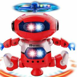 Toys For Boys Smart Robot Kids Toddler Robot Dancing Musical