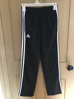 Adidas Track Pants For Boys In Black Size 10-12