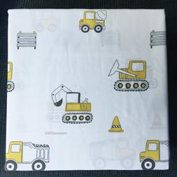 Boy Zone TRACTOR 3pc TWIN SHEET SET Construction Dozer Dump