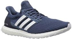 adidas Men's Ultraboost Running Shoe, tech Ink/Cloud White/V