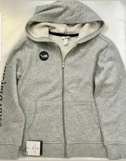 Vineyard Vines for Target Boys' Full Zip Gray Whale Hoodie M