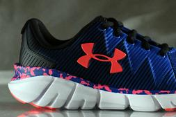 UNDER ARMOUR X LEVEL SCRAMJET 2  shoes for boys, NEW & AUTHE