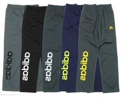 Adidas Youth Big Boys Linear Tricot Athletic Pants, Color Op